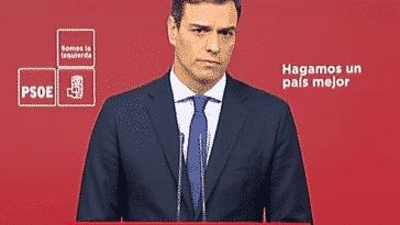 pedro sanchez psoe socialista mocion censura pp partido popular gurtel