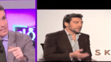 Pablo Casado insulta a Javier Bardem